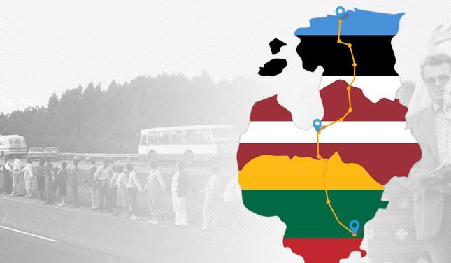 Image result for Baltijas ceļš