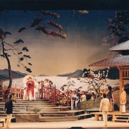 """Kristīne Opolais """"Madame Butterfly"""" Vīnes valsts operā"""